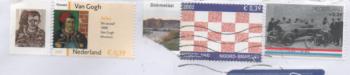 切手4  オランダ