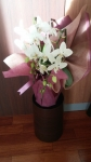 一周年お花