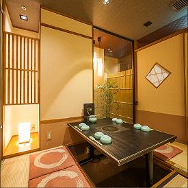 ぎゅう禅 個室