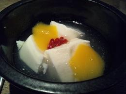 牧家手作り杏仁豆腐