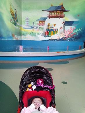 小樽水族館入り口