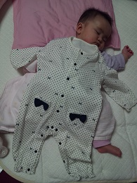いちごのパジャマ1