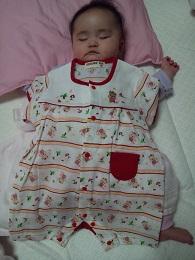 いちごのパジャマ3