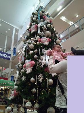 アリオ マイメロのクリスマスツリー1