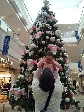 アリオ マイメロのクリスマスツリー2