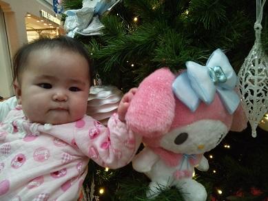 アリオ マイメロのクリスマスツリー4
