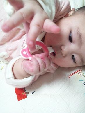 歯磨き練習