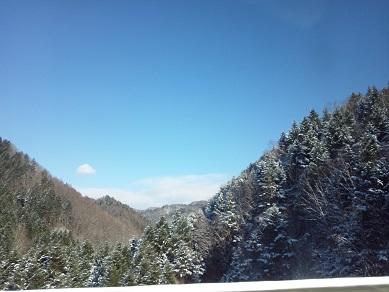 道東道からの景色