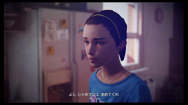 PS4 ライフイズストレンジ LIFE is STRANGE 人生は奇妙である カオス理論 マックス クロエ