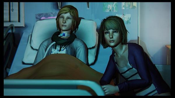 PS4 LIFE IS STRANGE ライフイズストレンジ 人生は奇妙である バタフライエフェクト マックス クロエ