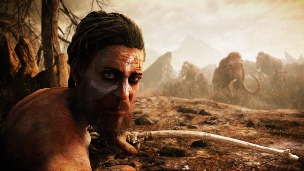 PS4 FARCRY PRIMAL ファークライ プライマル 石器時代 紀元前1万年前