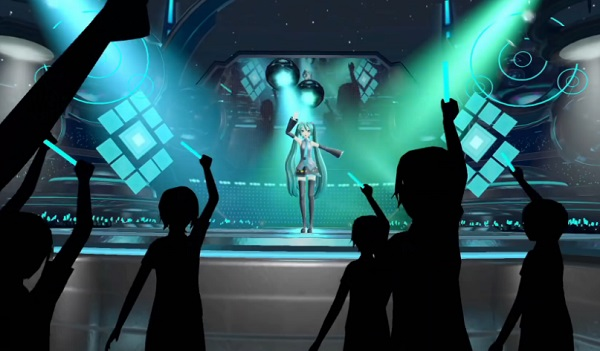 PlayStation®VR PS4 プレイステーションVR 2016年10月発売 初音ミク サマーレッスン