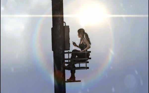PS4 トゥームレイダー TOMBRAIDER プレイ日記 ララ・クラフト