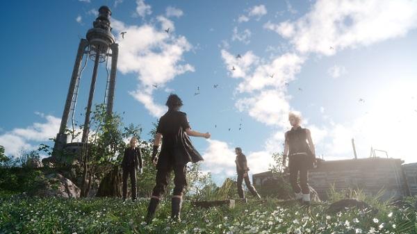 PS4 ファイナルファンタジーXV FF15 発売日 2016年9月30日