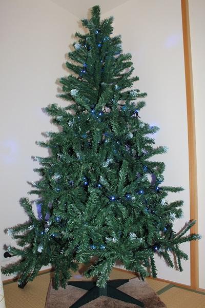 2015.12.01 今年はクリスマスツリー出しましたよ☆-2