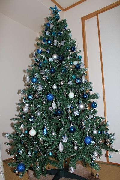 2015.12.01 今年はクリスマスツリー出しましたよ☆-3