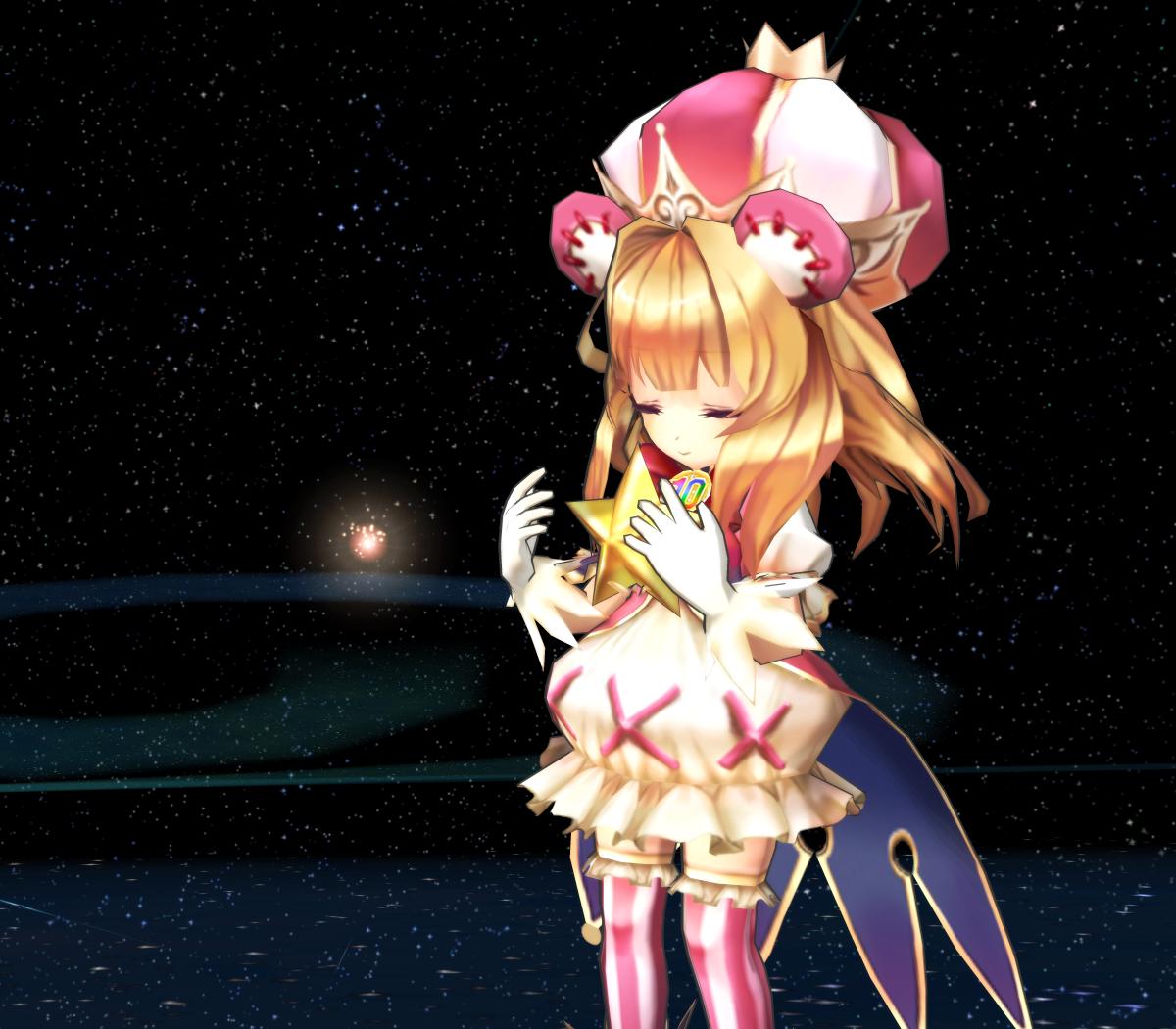 プリニー(星を抱く)