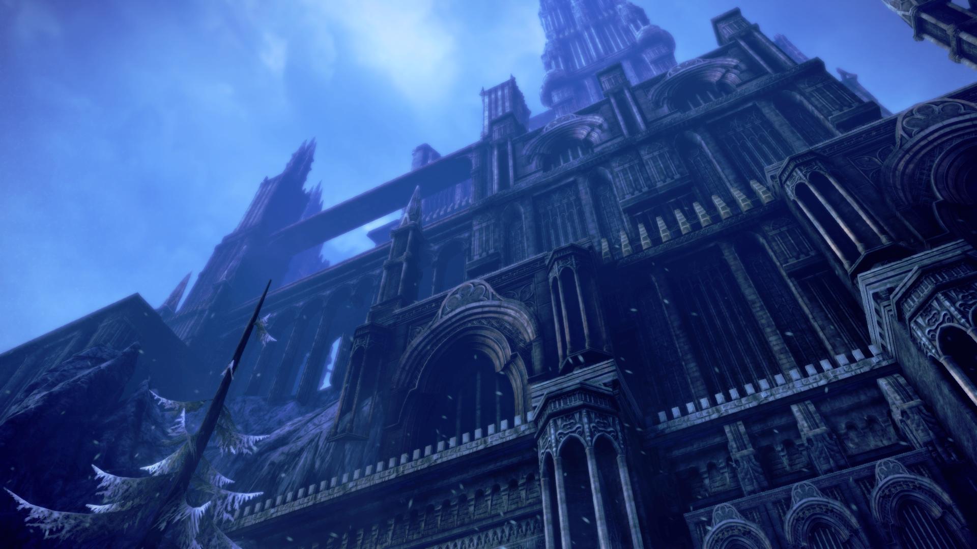 悪霊の古城