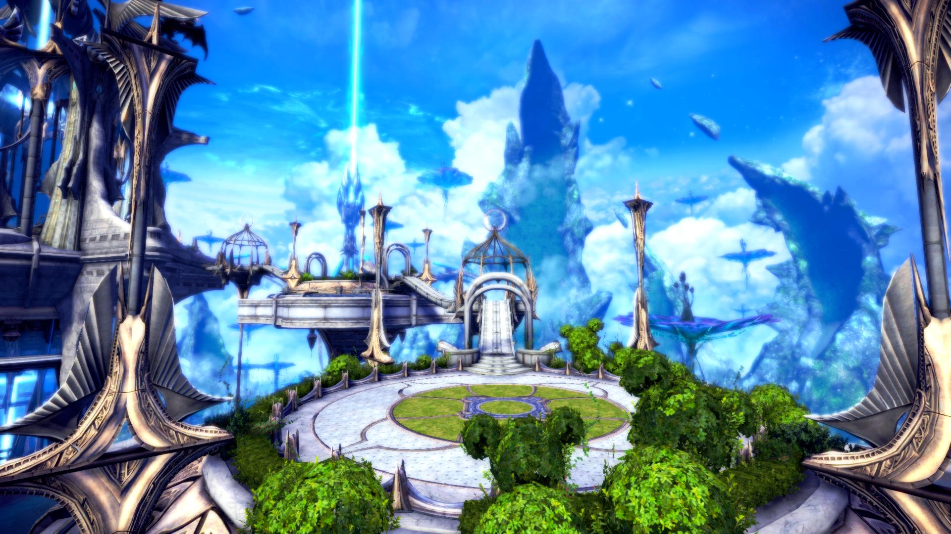 サレロンの空中庭園