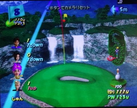 ゴルフパラダイスをプレー 第3回 (5)