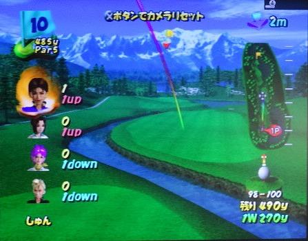 ゴルフパラダイスをプレー 第3回 (6)