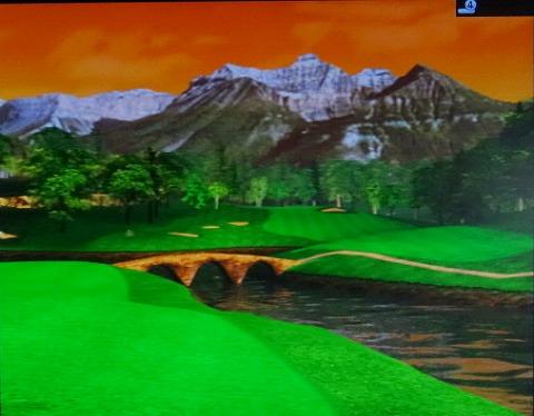 ゴルフパラダイスをプレー 第3回 (9)