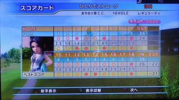 s-みんごる5 ティアナ従来 記録アップ部 (9)