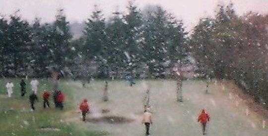 s-2005年冬のメイプルパークゴルフコース