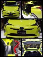 新型プリウス 東京モーターショー2015