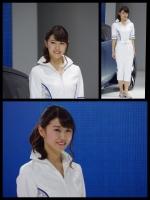 日産 NISSAN IDS Concept 東京モーターショー コンパニオン