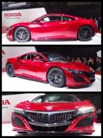 ホンダ 新型NSX 東京モーターショー2015