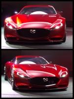 東京モーターショー2015 マツダ RX VISION