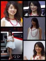 東京モーターショー2015 スズキ コンパニオン