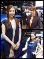 東京モーターショー BMW コンパニオン