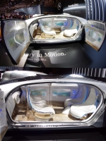 東京モーターショー2015 メルセデスベンツ F015 luxury in motion 自動運転 ラグジュアリーインモーション