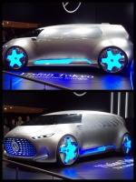 東京モーターショー2015 メルセデスベンツ ヴィジョン トウキョー Vision tokyo