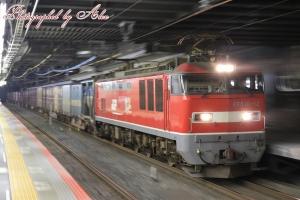 4075レ(=EF510-12牽引)