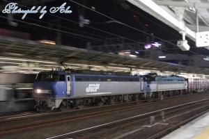 1253レ(=EF200-7+EF66-130牽引)
