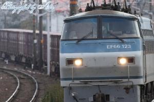 2095レ(=EF66-123牽引)