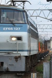 1881レ(=EF66-127牽引)
