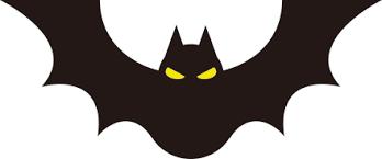 ハロウィン蝙蝠