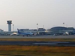 高松空港 南側から