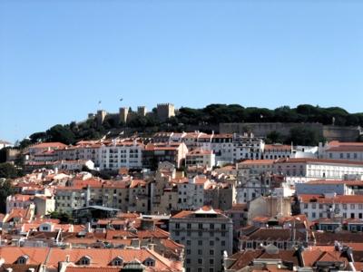 ポルトガル298サンタジュスタ眺望