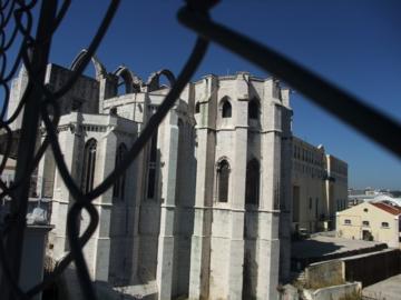 ポルトガル301カルモ修道院
