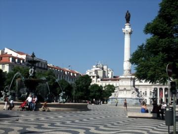 ポルトガル302ロシオ広場