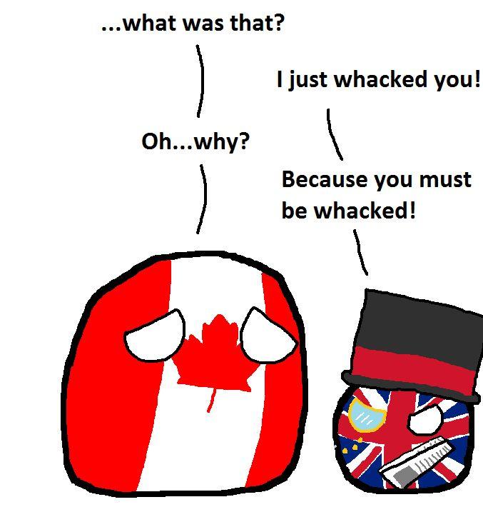 カナダがボコられるよ (4)
