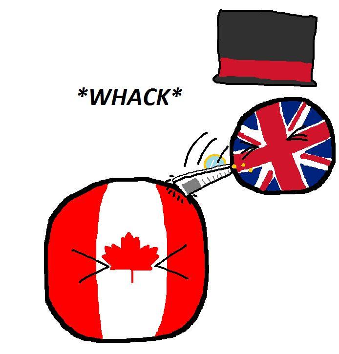 カナダがボコられるよ (3)
