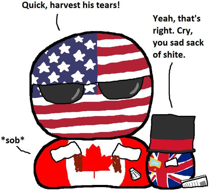 カナダがボコられるよ (9)