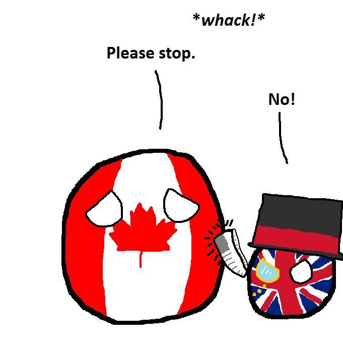 カナダがボコられるよ (5)