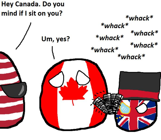 カナダがボコられるよ (6)